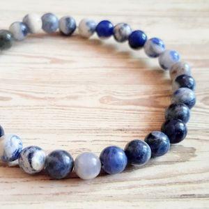 🖤3/$30🖤 Sodalite Stone Bracelet